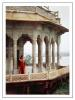 Lady at Taj Palace, Agra.jpg