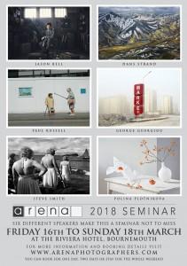 Arena Seminar Web Advert