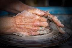 Kev-Robertson_Bridgend-District-Camera-Club_Hands-of-the-Potter